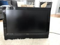 32 inch vizio flat screen with adjustable mount