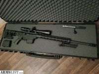For Sale: Ruger Precision Rifle. 6.5 Creedmoor w/upgrades
