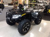 2017 Arctic Cat VLX 700 Utility ATVs Zulu, IN