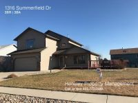Single-family home Rental - 1316 Summerfield Dr