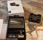 Bose soundsport free complete wireless bluetooth earbuds