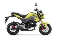 2018 Honda Grom Sport Motorcycles North Reading, MA