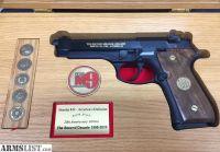For Sale: Beretta M9 Pistol: 20th Anniversary Edition - NIB