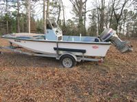 2 boats and trailers for sale
