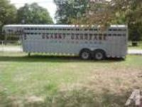 $6,500 Beautiful Gooseneck Trailer 34