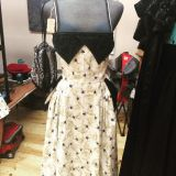 1950's style dress with pockets