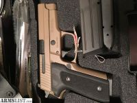 For Sale: Sig Sauer M11A1 with extras