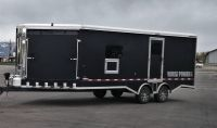 $23,900, 2017 LOGAN COACH HORSE POWER 29' PRO SERIES TRAILERS