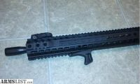 For Sale/Trade: Looking to sell my ar or trade for a good 9mm handgun
