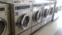 Good Condition Dexter T600 FrontLoad Washer 220-240v 3PH Stainless Steel WCN40ABSS Used