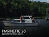 1986 Marinette 28 Express HT Used