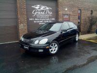 2004 Lexus GS 300 4dr Sdn