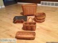 Longaberger Baskets() - Price: .