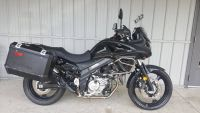 2012 Suzuki V-Strom 650 ABS Adventure Dual Purpose Motorcycles Athens, OH