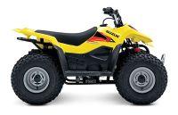 2018 Suzuki QuadSport Z50 Sport ATVs Plano, TX