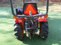 1988 Kubota L260 Tractor with Impliments