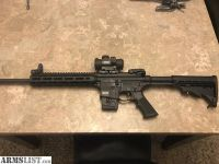 For Sale/Trade: Mp 15 22 with truglow red dot