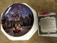 reduced--collectible Bradford Exchange and Franklin Mint plates