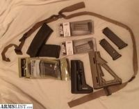 For Sale/Trade: AR-15 Magazines, stocks, etc.