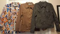 3 Jackets Chicos Style & Co