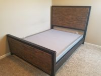 Ashley Queen Box bed