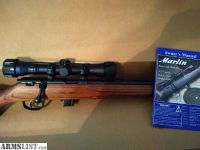 For Trade: New Marlin XT .22...trade for 10/22