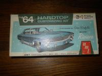 vintage model car 64 buick riviera ( RARE )