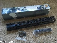 For Sale: Free float AR handguard- MLOK by Mentium