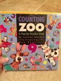 Counting Zoo, a pop-up number book!