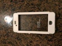 White Life Proof Case for Iphone 7