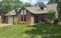 1721 War Eagle Dr., North Little Rock, AR 72116 - Indian Hills 4br 2ba 2 story with over 3000sq ft.