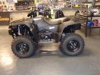 2016 Suzuki KingQuad 750AXi Power Steering Limited Edition Utility ATVs Savannah, GA