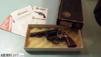 For Sale/Trade: Taurus 38 special mod.82