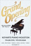 YAMAHA AND KAWAI RESTORED PIANOS - U.S.A. / Houston