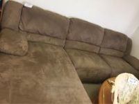 over sized reclining sectional