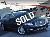 2012 Jaguar XJ 4dr Sedan XJL Supercharged
