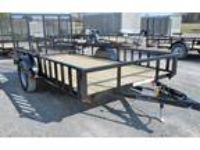 2018 Quality Trailers B Single 77-12 Pro