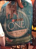 Purina one sensitive stomach cat food