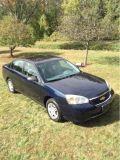 2007 Chevrolet Malibu LS 4dr Sedan
