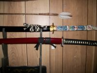 DRAGON FURY KATANA SWORD