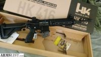 For Sale: Today only New HK 416 by Walther in 22lr