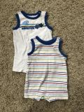 Rompers - 6-9 month