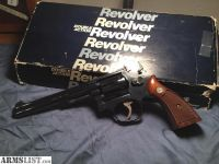 For Sale: Smith & Wesson Model 84-4