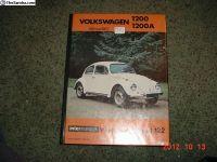 Intereurope Beetle 1964-1967 workshop manual 1200