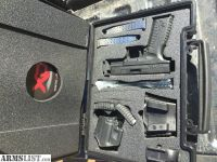For Sale: Springfield XDM 9mm