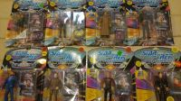 Star Trek Action Figures The Next Generation 7th Season 1994