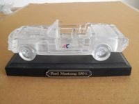 "Collectable 1964 Mustang Conv. ""Magic Cristal"" by NACHTMANN- Germany"