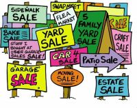 Garage Yard Estate Sale Huge  Monday Tuesday  W (6701 Grand Caillou Rd)
