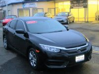 2017 Honda Civic LX 4dr Sedan CVT