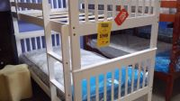 Complete Bunk Bed with Mattress